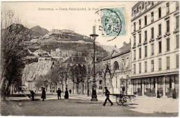 Grenoble, Cours Saint-André, Le Fort ... - Grenoble