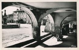 ARINTHOD - Une Partie Des Arcades Et La Fontaine - France