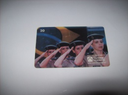 BRESIL - Militaire Feminins    - 20 Unidades - Voir Photo ( 4 ) - Brazilië