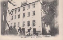 Ajaccio: Maison Bonaparte. - Ajaccio