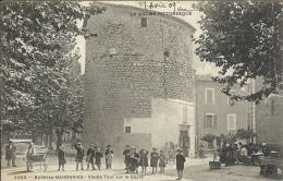 26 - BUIS-LES-BARONNIES - Vieille Tour Sur Le Cours - Buis-les-Baronnies