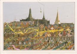 Thailandia--Bangkok--Le Wat Phra Keo - Tailandia