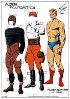 Poster: Flash Gordon Modelo 10 - Otras Colecciones