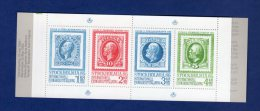 SUEDE      Neuf **    Y. Et T.   Carnet  N° C1221       Cote: 4,50 Euros - 1981-..