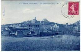 Banon - Vue Générale (côté Nord) - France