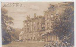 PROPRIETE DE S.A.R. Mgr LE DUC DE VENDOME . BELMONT HOUSE. WIMBLEDON PARK-SIDE S.W. - Vendome