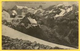 OISANS Rare Col De La Temple Hautes Alpes (05) - France