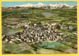 SAINT BONNET En CHAMPSAUR Vue Générale Aérienne (Cellard) Hautes Alpes (05) - France