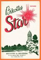 Buvard Biscottes STAR - Biscotti