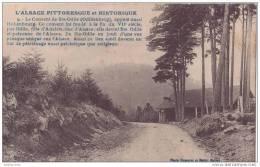 67 SAINTE ODILE COUVENT APPELE AUSSI HOHENBOURG CPA BON ETAT - France