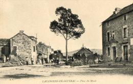 LAPANOUSE DE SEVERAC (12) Place Du Musée - Non Classificati