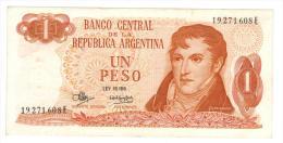 Argentina, 1 Peso, AUNC. - Argentine