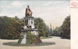 Lincoln Monument, Fairmount Park, PHILADELPHIA, Pennsylvania, 1900-1910s - Philadelphia