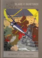 Blake Et Mortimer - Tome 3 - Le Secret De L'Espadon - SX1 Contre-attaque - Hachette - Blake & Mortimer