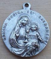 Med-0165 Médaille Sanctus Petrus Julianus Eymard, Modèle Déposé - Religion & Esotericism