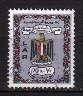 LIBYA - 1972 YT 449 USED - Libye