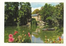 Cp, 45, La Vallée Du Loing, écrite - Francia