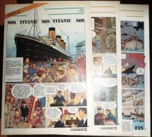 HISTOIRE COMPLETE SOS TITANIC DE FERRY ET DUVAL - Verzamelingen