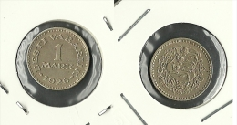 ESTLAND Estonia Estonie 1926 - 1 Mark - Estland