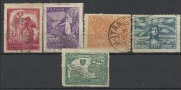 BRASIL  LOT. 1945 - Brasil
