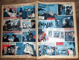HISTOIRE COMPLETE  LE MYSTERE DU 5 CINQ MATS COPENHAGUE - Vieux Papiers