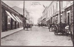 Guatemala  Avenida Sur   Gu86 - Guatemala