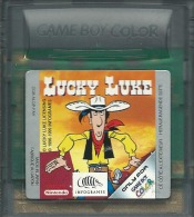 - JEU GAME BOY COLOR LUCKY LUKE (GAME BOY COLOR, GBA) - Nintendo Game Boy