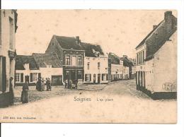 BELGIQUE  - SOIGNIES   -  L'Ex Place - Other