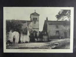 Bacourt L'Eglise - France