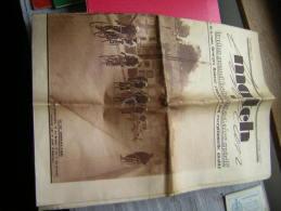 MATCH L'INTRAN  N ° 28 17 MAI 1927   CYCLISME TENNIS BOXE ,ETC - Journaux - Quotidiens