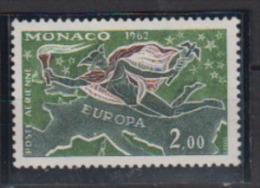 MONACO     1962     PA   79      COTE   1 . 90     EUROS             ( M 104 ) - Poste Aérienne