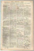 ANNUAIRE - 28 - Département Eure Et Loir - Année 1903 - édition Didot-Bottin - 32 Pages - Telephone Directories