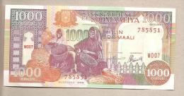 Somalia - Banconota Non Circolata Da 1000 Scellini - 1996 - Somalia