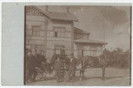 SWEDEN - GREAT IMAGE TRANSPORTWORKERS 1906 - Zweden