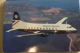 HS 748   BRITISH AIRWAYS    G BCOF - 1946-....: Moderne