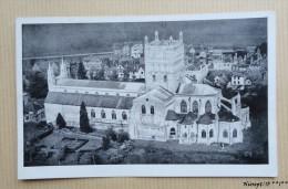 Gloucestershire -  Tewkesbury Abbey - Inghilterra