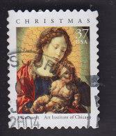 """USA. Noël. """"la Vierge à L' Enfant""""  De Jan Grossaert  3388 - United States"""
