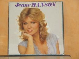 JEANE    MANSON     Coffret De  3 LP - Vinyles