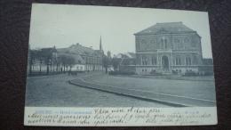 ASSCHE - H�tel communal en 1904