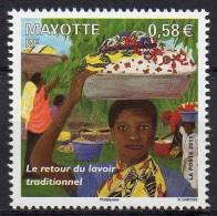 Mayotte - 2011 - Le Retour Du Lavoir Traditionnel - Yvert N° 247 ** - Ungebraucht