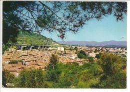 83 - LE LUC (Var) - Vue Générale - Vieux Village Et Le Viaduc - Ed. Cim Combier N° E 83.073.27.4.0476 - Le Luc