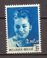 Belgien 1963, Nr. 1325, 100 Jahre Internationales Rotes Kreuz Prinzessin Paola Postfrisch Mnh ** - Belgique