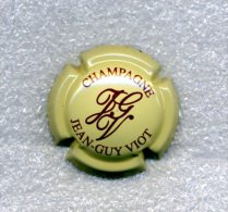 CAPSULE   VIOT  Jean-Guy    Ref  1 !!! - Champagne