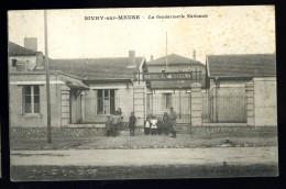 Cpa Du  36  Sivry  Sur Meuse  --  La Gendarmerie Nationale ......  Montfaucon D' Argonne  Verdun   HRT5 - Verdun