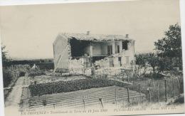 LE PUY SAINTE-REPARADE (Bouches-du-Rhône): Tremblement De Terre 1909. Ferme Niel - Otros Municipios