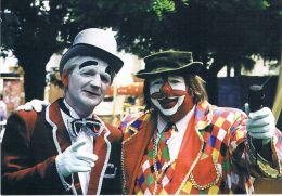 CPM : Publicité Pour Troupe De Clowns - Circus