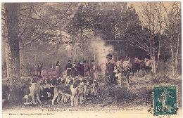 RALLYE JUIGNE Rendez Vous En Forêt De Champchevrier - Sonstige Gemeinden