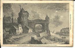 LE PETIT ANDELY Ancienne Porte D'enceinte De La Couture, Sur Le Quai - Les Andelys