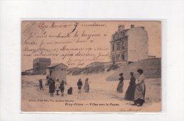 Bray-Dunes ( Nord ) , Villas Vers La Panne  , éd. Andries Dehorter - Autres Communes