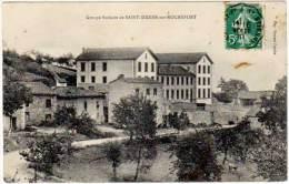 Saint Didier Sur Rochefort - Groupe Scolaire - France